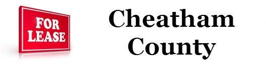Chetham County Neighborhood Rentals