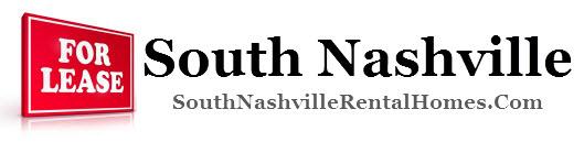 South Nashville Rental Homes