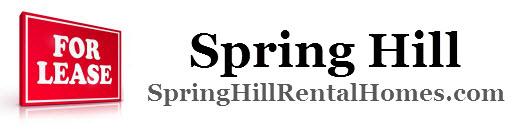 Spring Hill TN Rental Homes